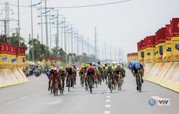 Tổng hợp diễn biến chặng 9 giải xe đạp quốc tế VTV - Cúp Tôn Hoa Sen 2016