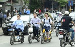 Hà Nội đề xuất bổ sung xe đạp điện vào nhóm xe cơ giới