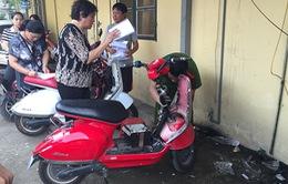 Người dân đổ xô đi đăng ký xe máy điện trước thời hạn cuối