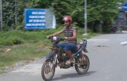 """Xe máy độ chế """"nở rộ"""" ở huyện miền núi TT-Huế"""