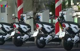 TP.HCM thí điểm hệ thống xe máy điện cộng đồng