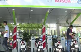 TP.HCM triển khai dự án xe máy điện cộng đồng