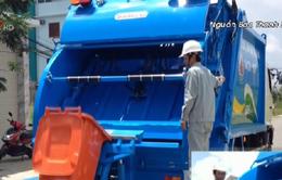 TP.HCM sẽ thay thế các xe chở rác không đủ tiêu chuẩn