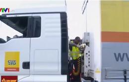 Người di cư - Giải pháp cho tình trạng thiếu tài xế xe tải tại Đức