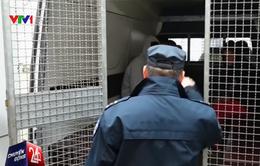 Croatia triệt phá vụ buôn người bằng xe tải
