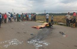 Đồng Nai: Xe máy đâm xe tải, 2 thanh niên tử vong tại chỗ