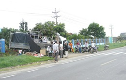 Xe tải đối đầu xe container tại Bình Thuận: Thêm 1 người tử vong
