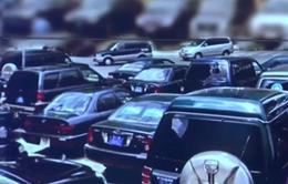 Hơn 100 xe biển số xanh thanh lý không sang tên tại Bình Định