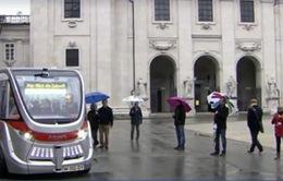 Áo thử nghiệm xe bus tự lái