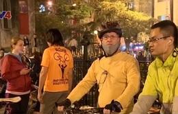 Positive Mass - Tuần hành bằng xe đạp để bảo vệ môi trường