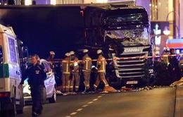 Vụ xe tải lao vào chợ Giáng sinh ở Berlin là tấn công khủng bố