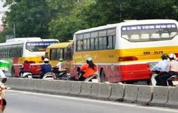 Hà Nội: Xe bus nhái vẫn ngang nhiên hoạt động