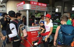 Đi từ sân bay Tân Sơn Nhất vào trung tâm thành phố chỉ mất 20.000