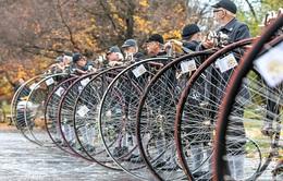 Cuộc đua xe đạp bánh to ở Praha