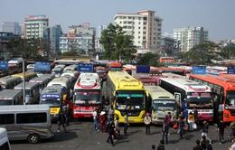 Điều chuyển 20.000 lượt xe khách/tháng ở Hà Nội