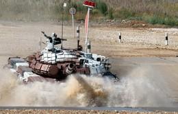 Giải đua xe tăng quốc tế tại Nga