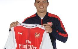 Dày công săn đuổi, Arsenal chính thức sở hữu Xhaka