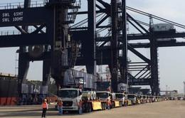 Xuất khẩu lô hàng 20.000 tấn tôn thành phẩm sang Mỹ