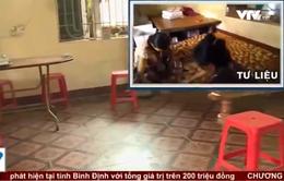 """Thu hồi bánh Trung thu """"bẩn"""" tại Thị trấn Kim Bài, huyện Thanh Oai"""