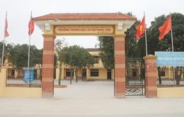 Xử lý nghiêm Hiệu trưởng tát học sinh khuyết tật tại Nghệ An