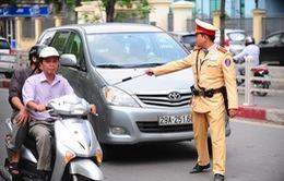 Xử lý 2 triệu vụ vi phạm trật tự, an toàn giao thông