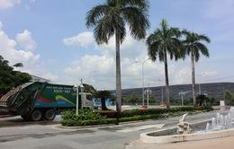 Đề nghị tạm ngưng tiếp nhận rác tại Khu xử lý chất thải Đa Phước