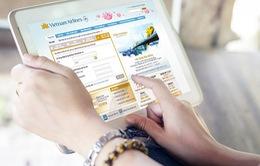 """""""Giao dịch trực tuyến mua vé máy bay của Vietnam Airlines vẫn thông suốt"""""""