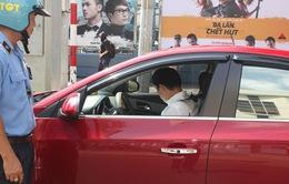 TP.HCM kiểm tra xe sử dụng ứng dụng Uber
