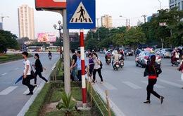 Hà Nội sẽ xử phạt người đi bộ vi phạm luật giao thông từ 1/2