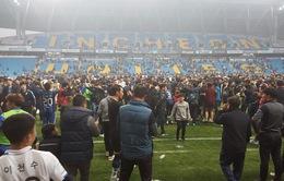 Incheon United của Xuân Trường trụ hạng thành công