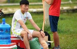 Xuân Trường dính chấn thương, U21 HAGL gặp khó trong trận tranh hạng 3