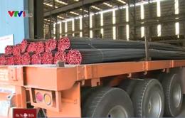 Giá thép bán ra tại nhà máy tiếp tục tăng