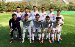 Văn Quyết tỏa sáng, ĐT Việt Nam đánh bại đại diện K.League 3-0
