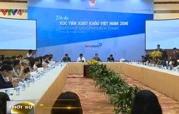 Diễn đàn xúc tiến xuất khẩu Việt Nam 2016 tại Hà Nội