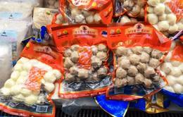 Người tiêu dùng lạnh nhạt với sản phẩm bò viên Việt Sin