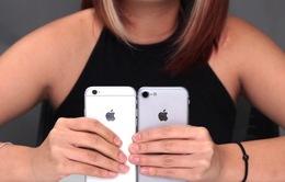 iPhone 7 lại xuất hiện trên video so sánh với iPhone 6
