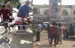 Đánh bom liều chết tại Yemen, 60 người thiệt mạng