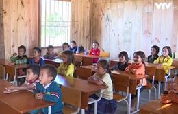 Học sinh vùng lũ Yên Bái tiếp tục nhận được sự giúp đỡ của cộng đồng