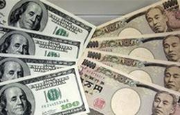 Đồng Yên tăng giá mạnh