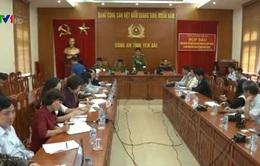 Công bố kết quả điều tra vụ sát hại Bí thư Tỉnh ủy Yên Bái