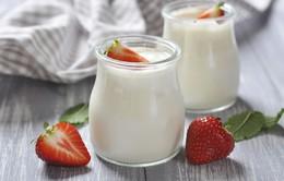 Sữa chua giúp ngăn ngừa bệnh huyết áp cao
