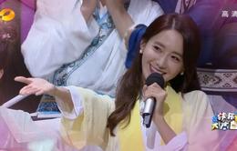 YoonA (SNSD) gây ngạc nhiên vì nói tiếng Trung như gió
