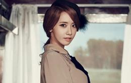 """YoonA (SNSD) """"tấn công"""" thị trường âm nhạc Trung Quốc"""