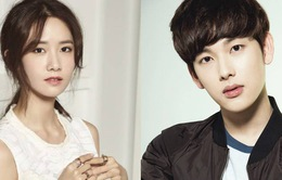 """Phim chưa """"ra lò"""", YoonA (SNSD) đã bắt cặp cùng mỹ nam khác"""