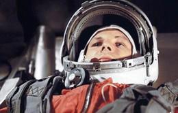 Hình ảnh về chuyến du hành vũ trụ đầu tiên của con người