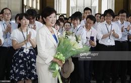 4 thách thức đối với tân thị trưởng Tokyo
