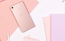 Sony trình làng Xperia Z5 phiên bản màu hồng