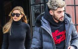 Gigi Hadid – Zayn Malik chính thức chuyển về sống chung nhà