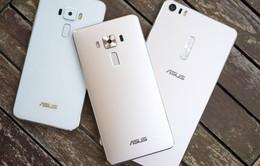 Ngỡ ngàng vẻ đẹp sang trọng của Zenfone 3, ZenFone 3 Deluxe và ZenFone 3 Ultra