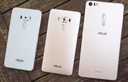 ASUS đồng loạt giới thiệu ZenFone 3, ZenFone 3 Deluxe và ZenFone 3 Ultra